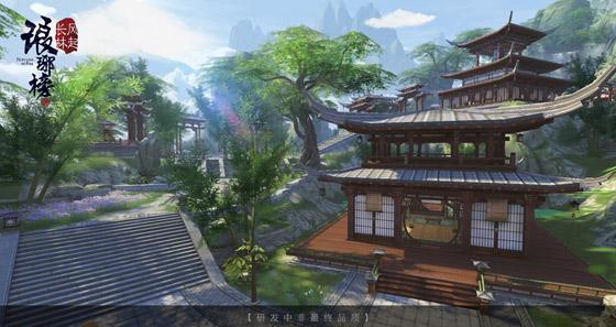《琅琊榜:风起长林》手游盘点精英首测人气场景。