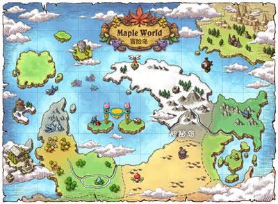 《冒险岛手游》游戏背景
