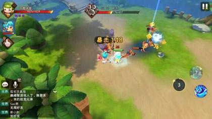 梦幻西游无双版评测:即时玩法 再续梦幻前缘