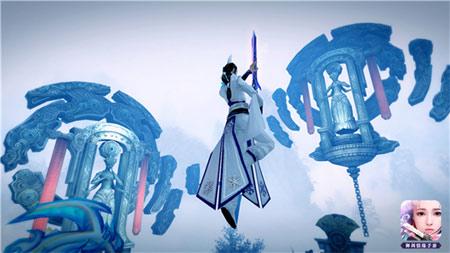 小剑灵前来护驾 《御剑情缘》培养玩法乐趣升级