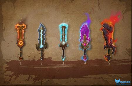 《火炬之光》装备评选 灰烬战士使用的剽悍双手剑