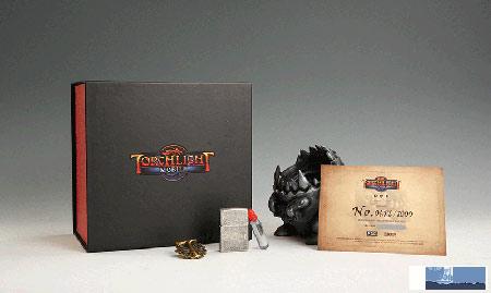 火炬之光专属礼盒
