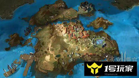 《天堂2誓言》说话之岛场景揭秘